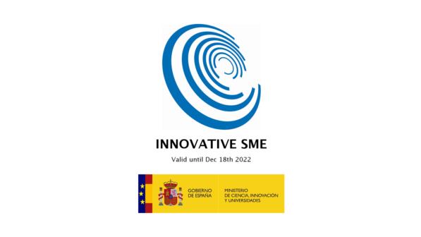 Intelligent Data gets the Innovative SME status