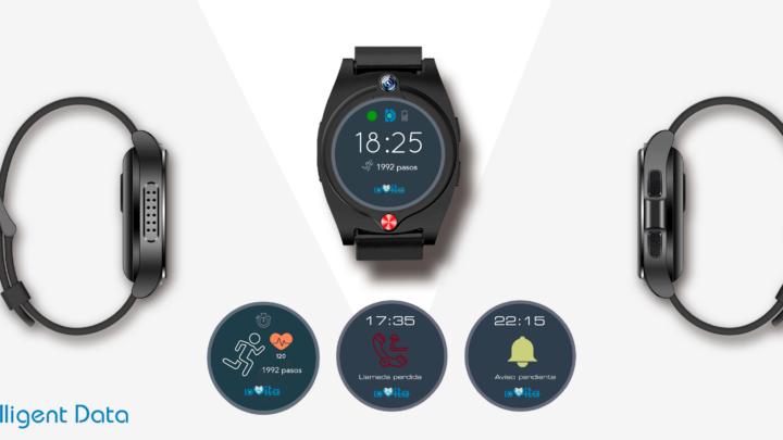 ID Vita - Smartwatch Teleasistencia