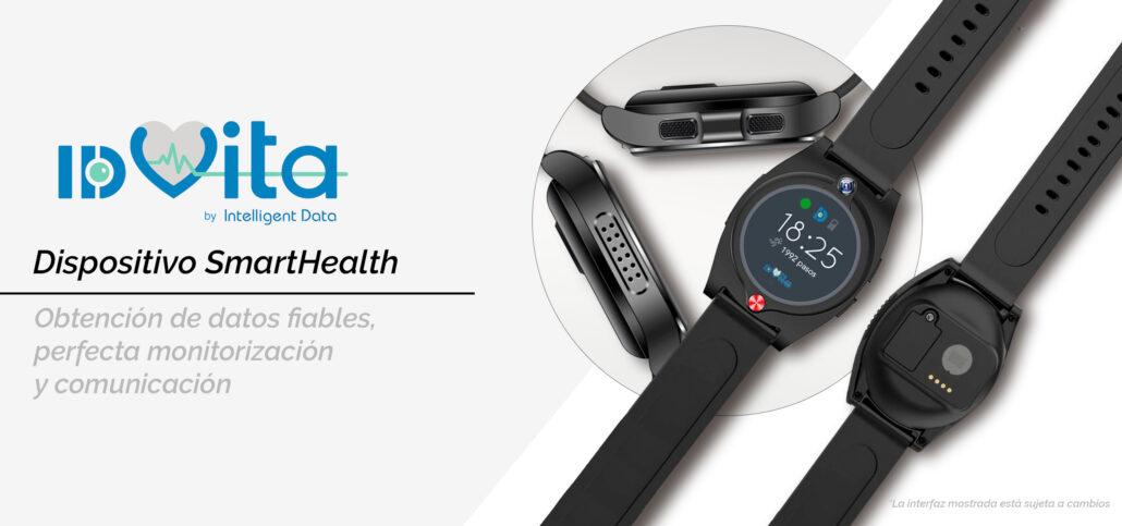 ID Vita - Smartwatch Teleasistencia - Principal